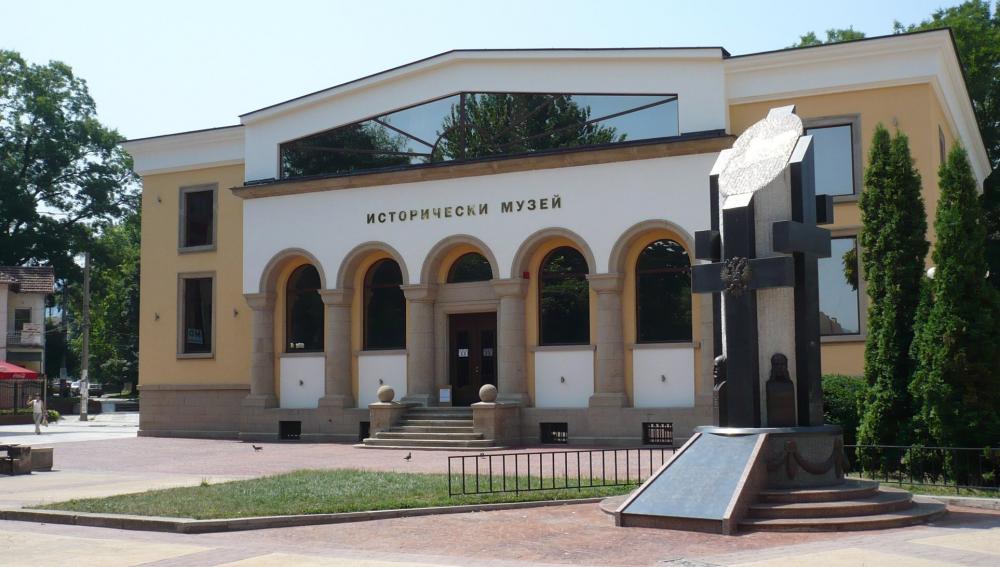 Поздравителен адрес от кмета по повод Международния ден на музейте
