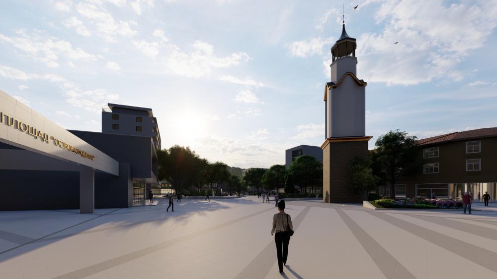 Предстои обществено обсъждане на идеен проект за благоустрояване на централна градска част