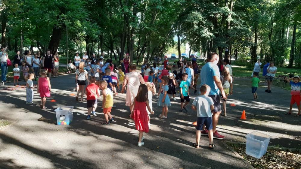 """Програмата на """"Весело лято в града"""" продължава"""