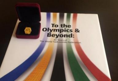 Кметът на община Ботевград г-н Иван Гавалюгов връчи грамота и почетен медал на Владимир Далаклиев и Пламен Трънски