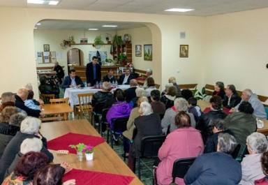 Предстоящи срещи на общинското ръководство с граждани по населени места