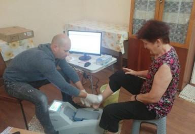 Засилен интерес към кампанията за измерване на костната плътност
