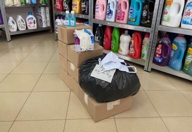 Местна фирма с дарение на маски, дезинфектанти и ръкавици за Община Ботевград