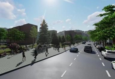 Предстои обществено обсъждане на идейно решение за благоустрояване в района на бул. Цар Освободител