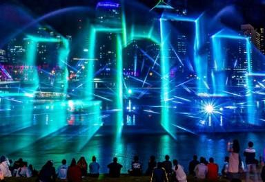 "3D mapping, светлинно шоу, музика и танци по повод финалния етап на проект ""Хетеротопии"""