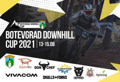 5-то издание на Botevgrad Downhill Cup ще се проведе от 13-ти до 15-ти август