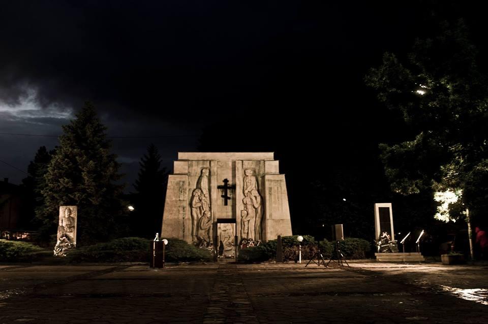 №82 - Паметник-костница на Ботевите четници, с.Скравена